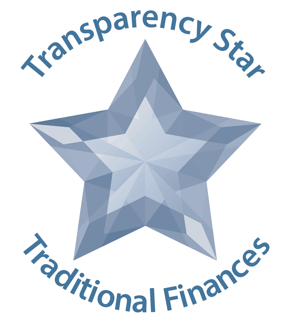 Transparency Stars Traditional Finances logo