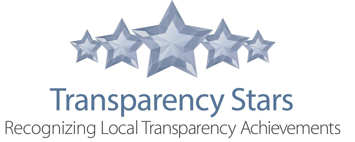 Transparency Stars - Recognizing Local Transparency Achievements